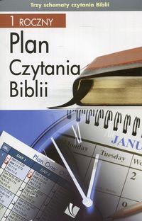 Roczny plan czytania Biblii